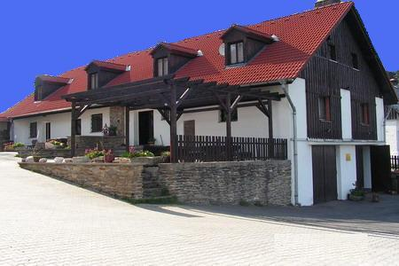 Penzion na šumavské samotě - Šumava