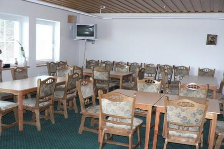 Penziony Šumava - Penzion na šumavské samotě - restaurace