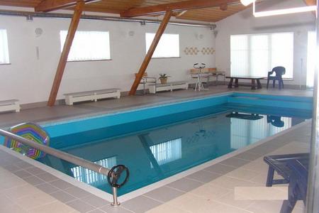 Penziony Šumava - Penzion na šumavské samotě - bazén